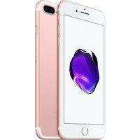 Apple iPhone 7 Plus 128 GB růžově zlatý