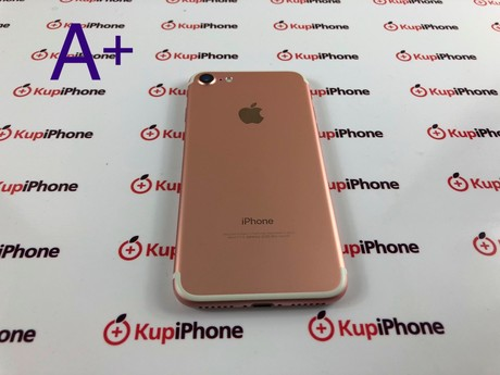 Apple iPhone 7 128GB růžově zlatý