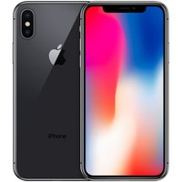 Apple iPhone X 64GB černý