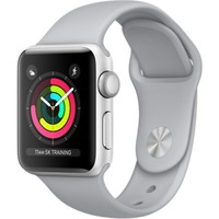 Apple Watch Series 3, 42mm Mlhavě šedá