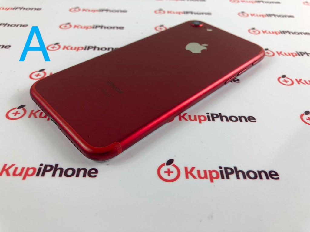Apple Iphone 7 128gb Red 128 Gb Edition